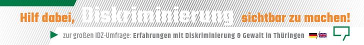 IDZ-Jena-Umfrage